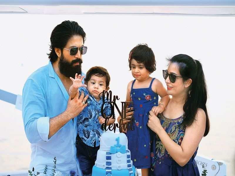 Yash and Radhika Pandit to spend Deepavali at Bengaluru home