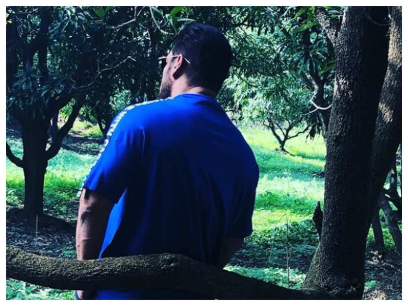Ashley Rebello shares a picture of Salman Khan, reveals something new and exciting is coming up