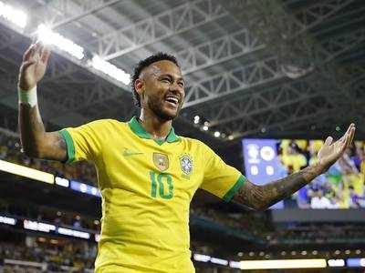Brazil struggle to beat Venezuela without Neymar