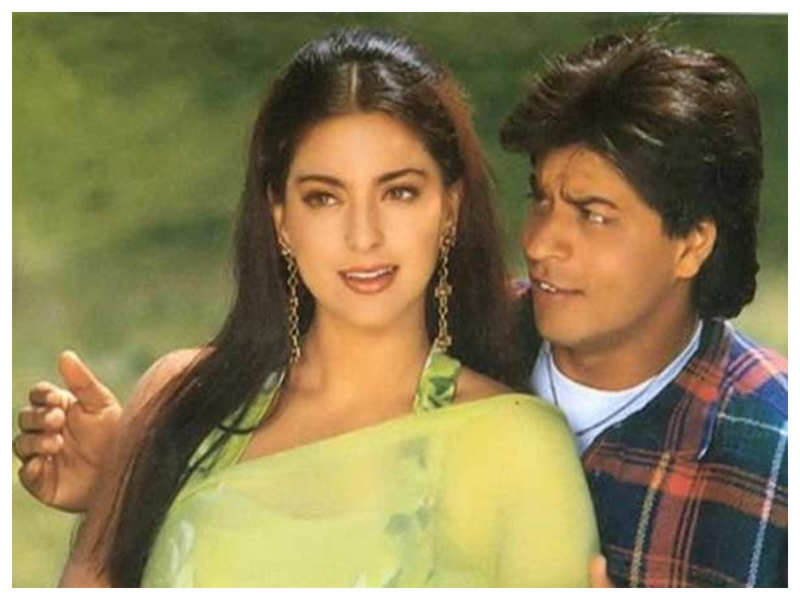 Flashback Friday: Juhi Chawla reveals Shah Rukh Khan's food habits on the sets and it is sure to leave you amused