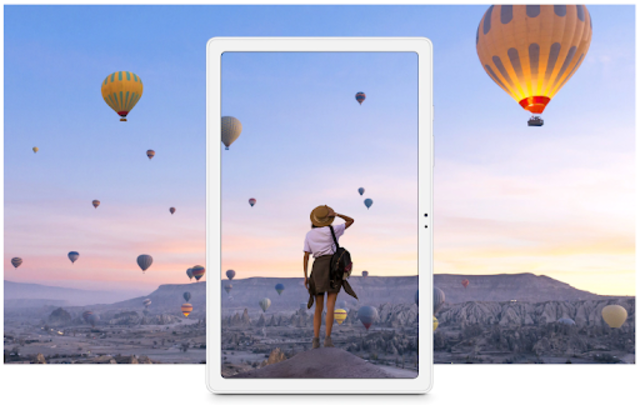 Looking for a tablet and thinking of entertainment? The Samsung Galaxy Tab A7 fits the bill