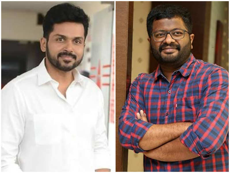 It's Official: Karthi's next with PS Mithran