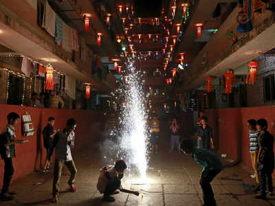 are fire crackers banned in your state find out  india
