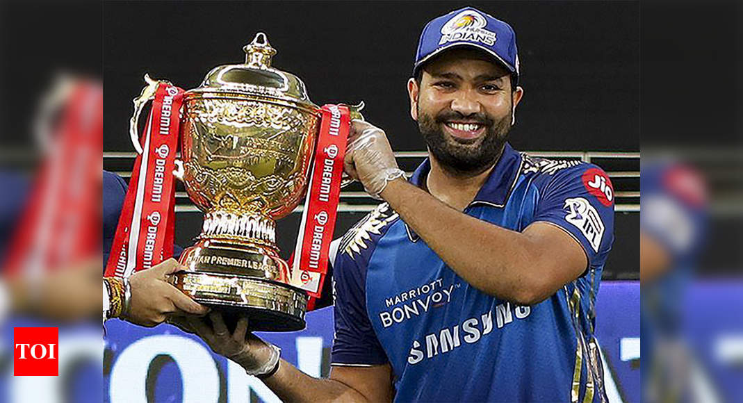Rohit Sharma is a calm captain and a gentleman: Nasser Hussain | Cricket News – Times of India
