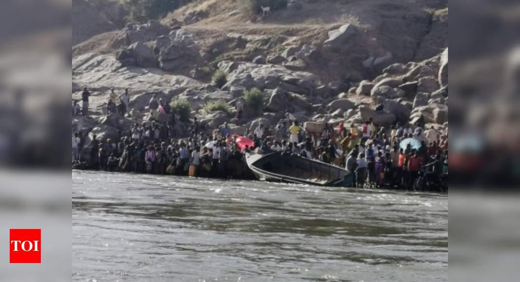 Fleeing Tigray war, Ethiopians cross river into Sudan – Times of India