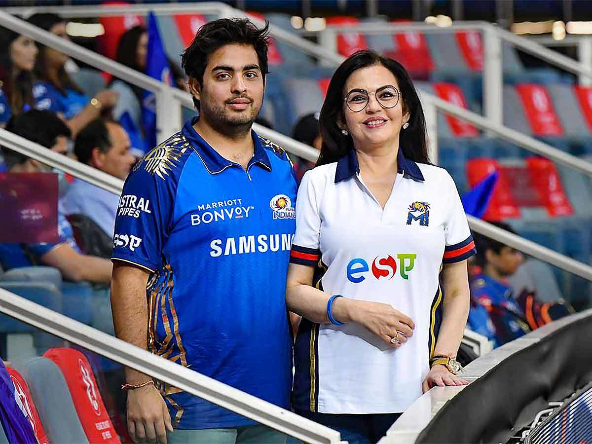 IPL 2020: This is the best Mumbai Indians played in 13 years, says Akash  Ambani | Cricket News - Times of India