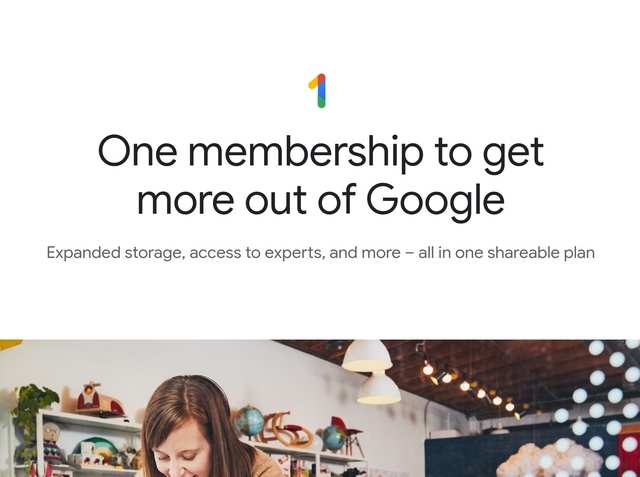 Google One subscription plans: What you pay and what you get