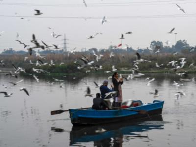 India's capital awakes to 'severe' smog as revellers defy firecracker ban