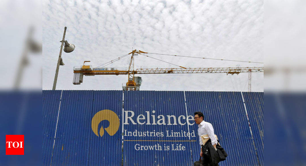RIL buys online furniture firm Urban Ladder – Times of India
