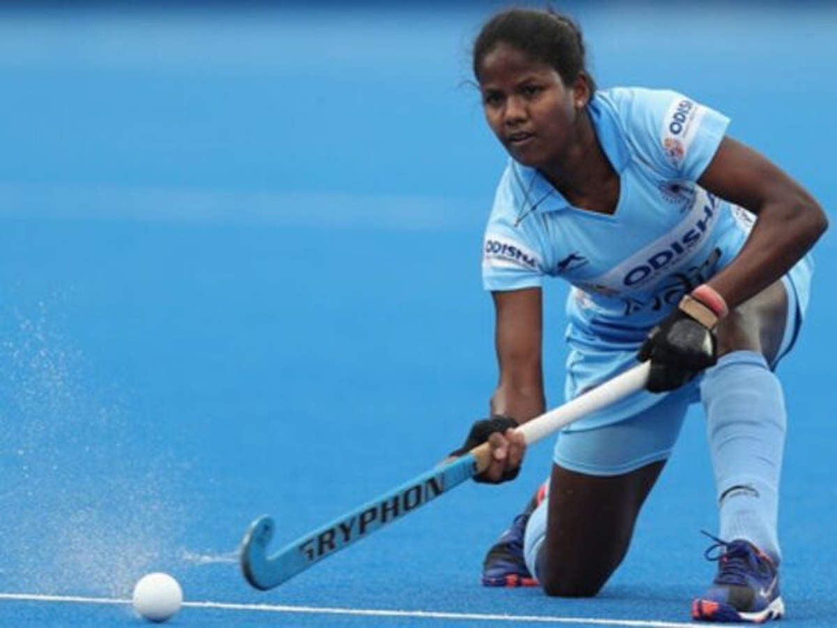 Self-belief in the team is really strong, says midfielder Namita Toppo    Hockey News - Times of India