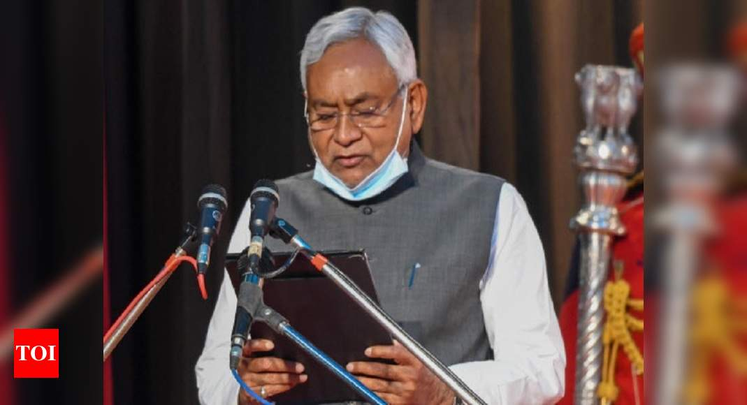 Nitish admits he will miss Sushil Kumar Modi in new cabinet - Times of India