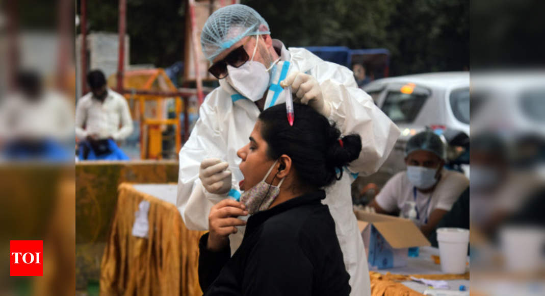 Delhi situation 'unprecedented', new cases could hit 500/million: Niti Aayog - Times of India