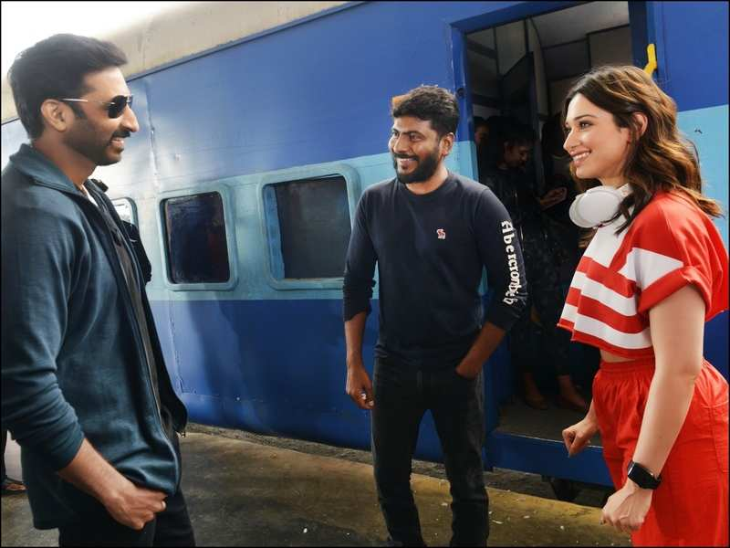 Seetimaarr': Final schedule of Gopichand and Tamannaah starrer from  November 23 | Telugu Movie News - Times of India