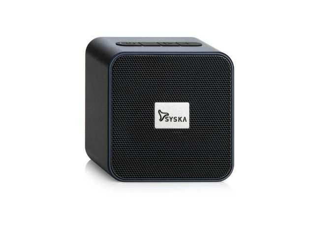 Syska launches BT4070X Bluetooth speaker at Rs 1,499