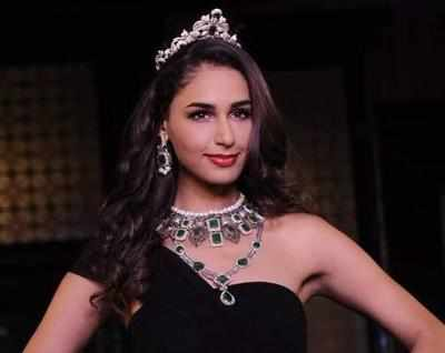 Hasleen Kaur Spills The Beans On Her Pageant Experience