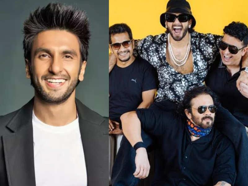 Exclusive: Ranveer Singh starts shooting for Rohit Shetty's 'Cirkus'