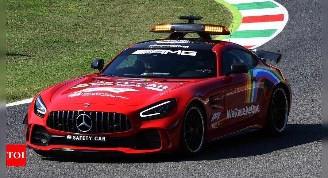 Aston Martin To Share F1 Safety Car Duties With Mercedes Reports Times Of India