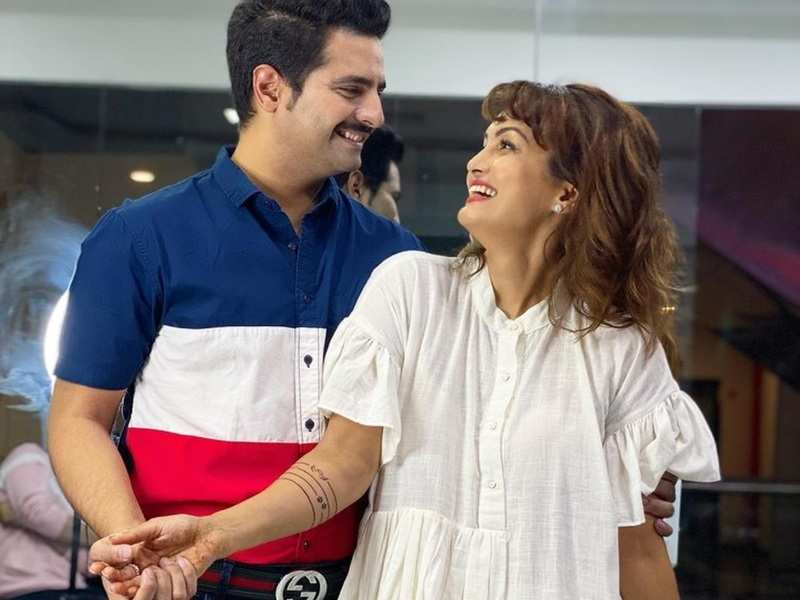 Nisha Rawal explains why she got four tattoos on her arm during Covid crisis; thanks hubby Karan Mehra for his support