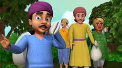 Watch Popular Children English Nursery Story 'The Learned Fools Folk Tale' for Kids - Check out Fun Kids Nursery Rhymes And Baby Songs In English