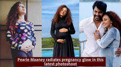 Pearle Maaney enjoys every phase of her pregnancy