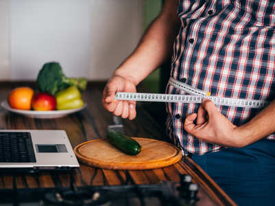 International Men's Day: Weight loss tips for men with busy schedule