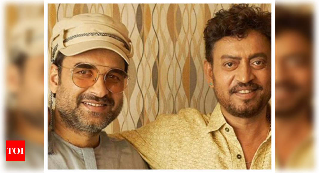 Pankaj Tripathi remembers Irrfan Khan, says today he is here because the late actor inspired him – Times of India