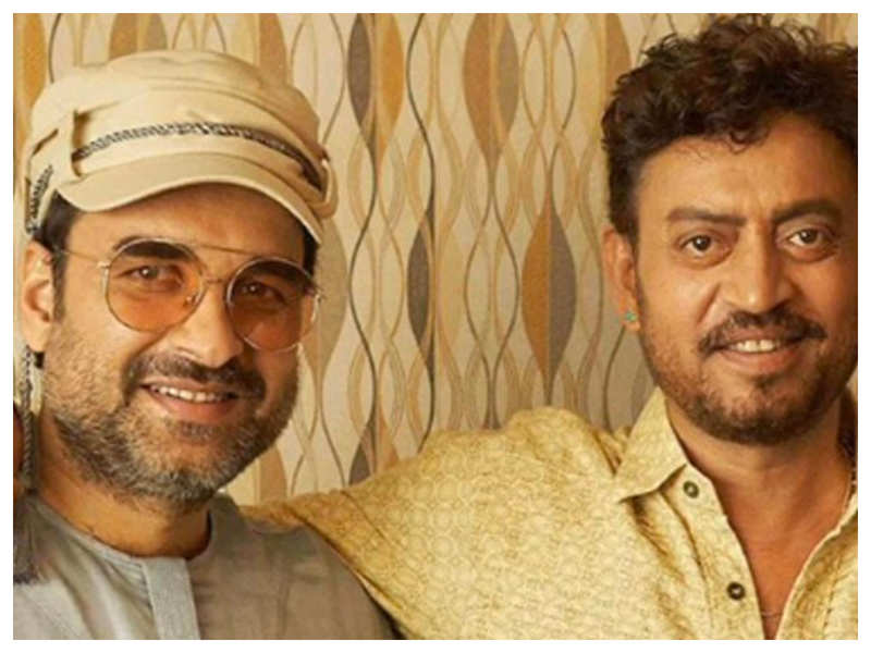 Pankaj Tripathi remembers Irrfan Khan, says today he is here because the late actor inspired him