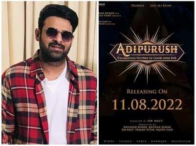 Adipurush to hit the big screen on THIS date