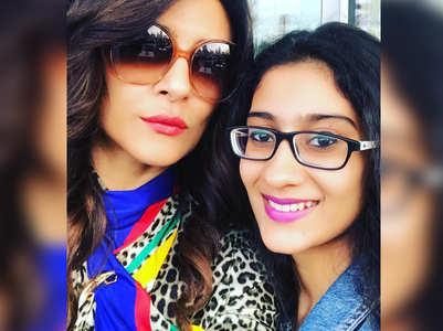 Sushmita's daughter marks her acting debut