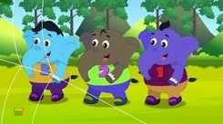 Popular Kids Songs and Hindi Balgeet 'Ek Mota Haathi' for Kids - Check out Children's Nursery Rhymes, Baby Songs, Fairy Tales In Hindi