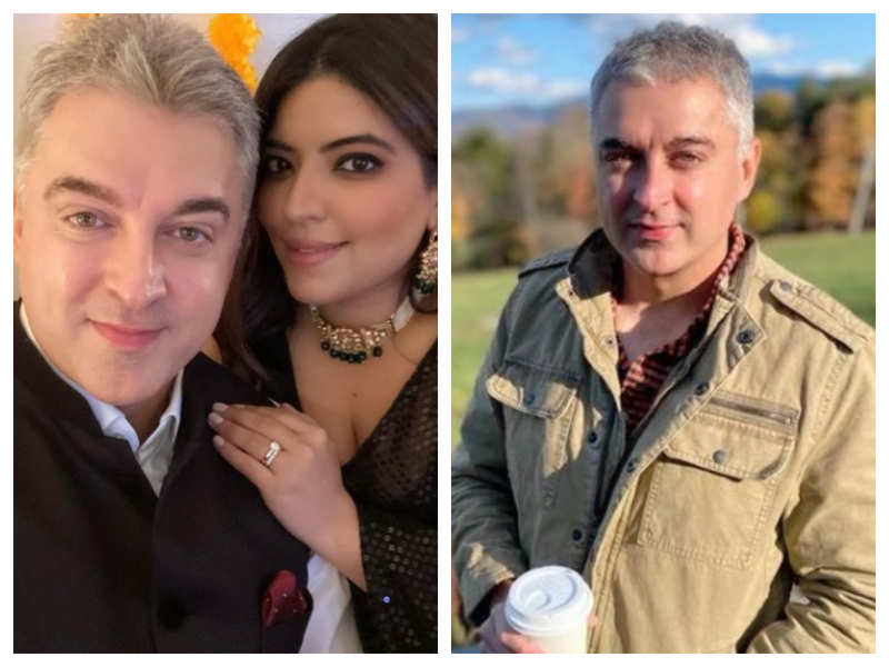 """Fans go gaga over pictures of Jugal Hansraj's grey-hair look, call the actor """"graceful"""" for embracing his greys"""
