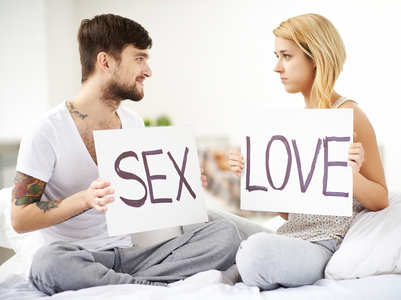 Zodiac signs who prefer sex over love