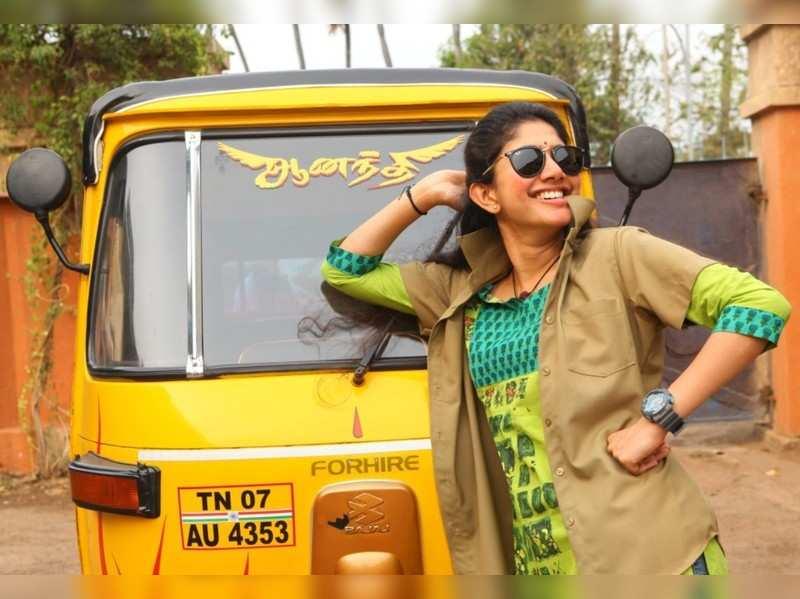 Sai Pallavi fans upset on sidelining her on Rowdy Baby's celebration CDP