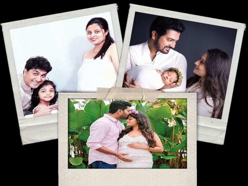 Skanda Ashok and Mayuri join other Kannada stars in making festive baby announcements