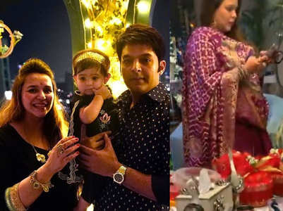 Exclusive - Kapil-Ginni expecting 2nd baby?