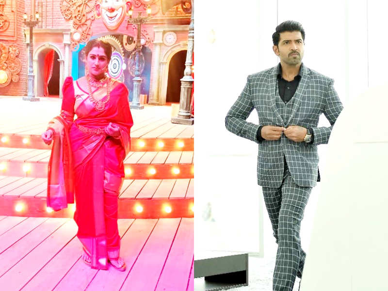 Bigg Boss Tamil 3 fame Vanitha Vijaykumar wishes half-brother Arun Vijay on his birthday with a sweet post (Photo - Instagram)
