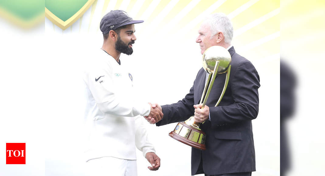 As a captain, I would love to be in a team with Virat Kohli: Allan Border - Times of India