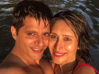 Karanvir misses pregnant wife Teejay; watch
