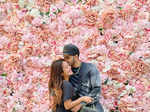 Neha Kakkar and Rohanpreet Singh paint the town red with their honeymoon pictures in Dubai