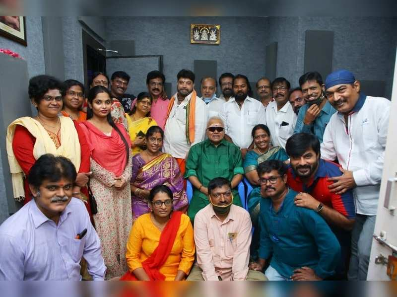 Here comes a dubbing studio dedicated to singer SPB