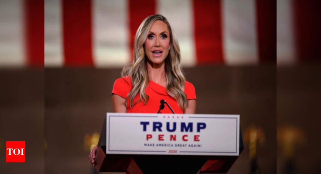 Trump's daughter-in-law considering Senate run, says US media – Times of India