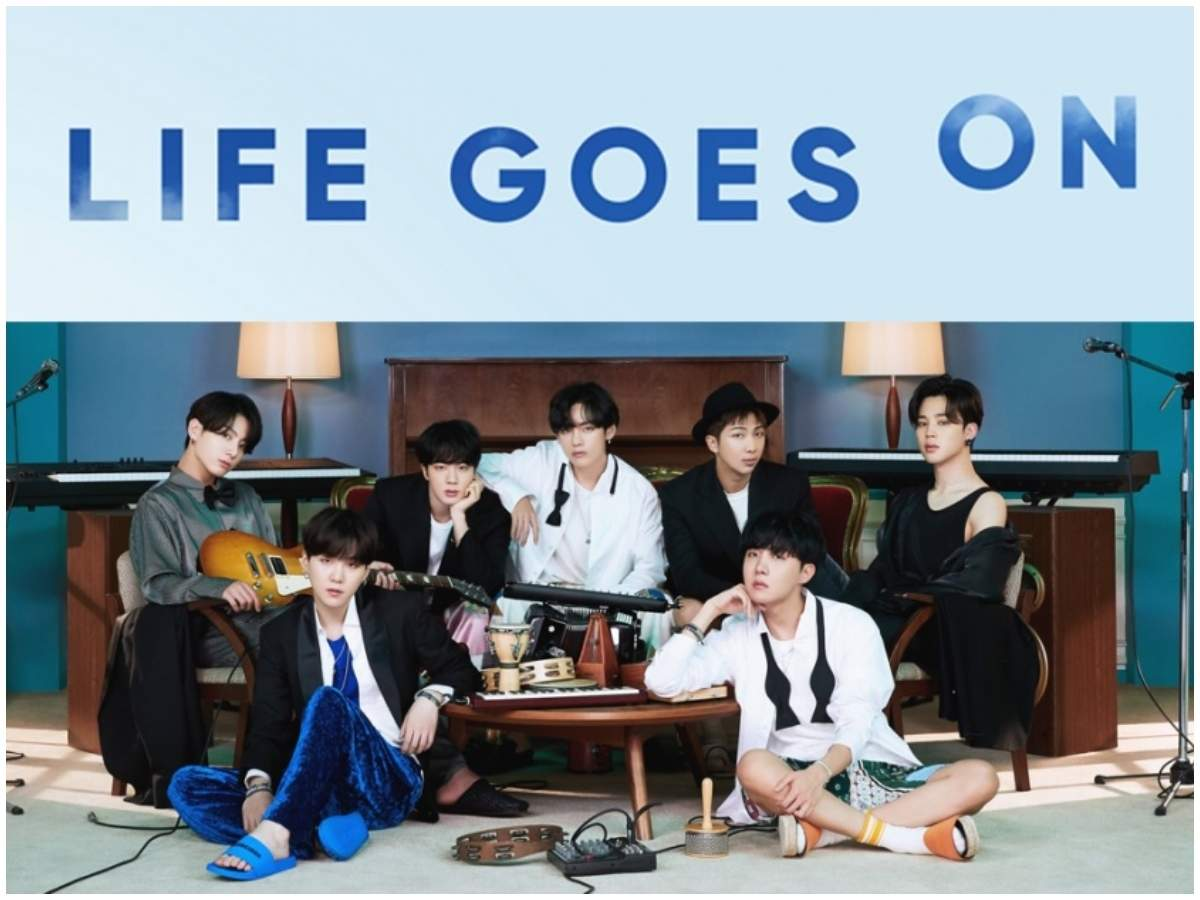 Bangtan Boys release 'Life Goes On' music video; 'I'M CRYING ...