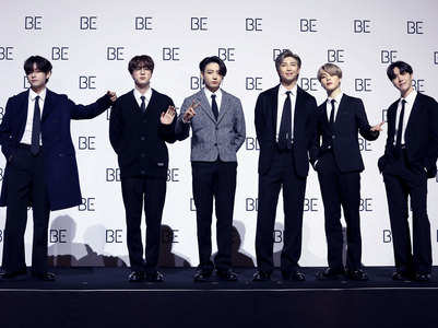 'BE': BTS off to a record-breaking start