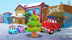 Most Popular Kids Shows In Hindi - Bhagta Hua Christmas Tree | Videos For Kids | Kids Cartoons | Cartoon Animation For Children