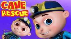 Hindi Kahaniya: Watch Fun And Interesting Kahaniya in Hindi 'Kids Rescue From Cave And More Rescue' for Kids - Check out Fun Kids Nursery Rhymes And Baby Songs In Hindi