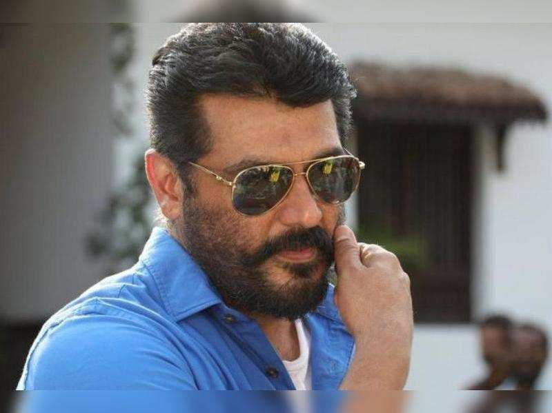 Is Ajith's one-month break from Valimai shoot due to an injury?