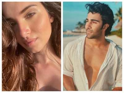 Tara, Aadar's vacay pics are unmissable