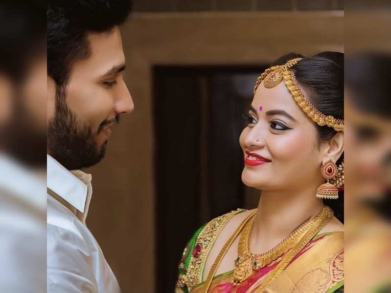 Suja Varunee reminisces about her wedding on her anniversary