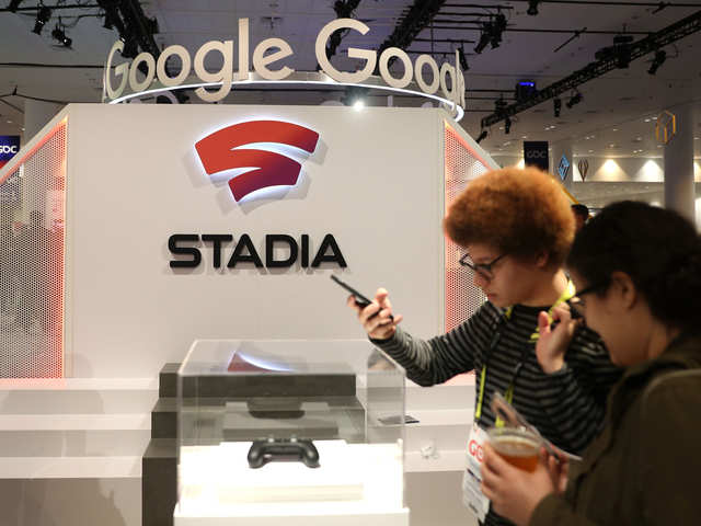 Google Stadia cloud gaming service coming to iPhone, iPad soon
