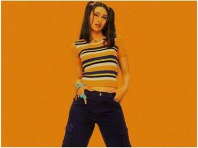 Karisma shares a perfect Flashback Friday post